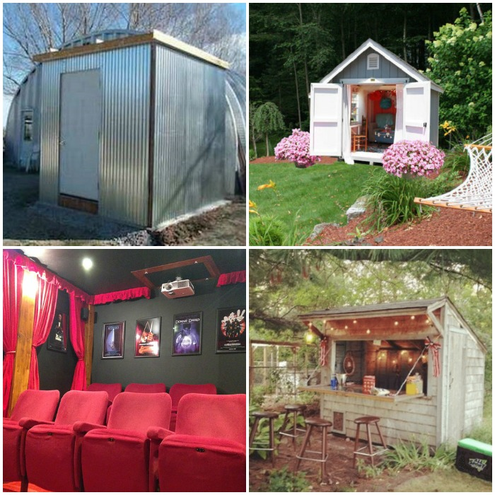 Amazing Shed Transformations