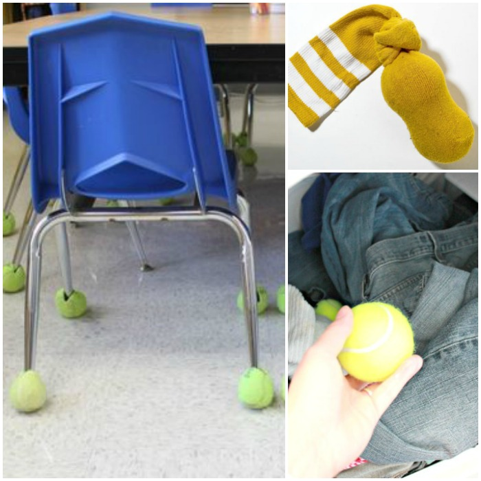 Clever Uses for Tennis Balls