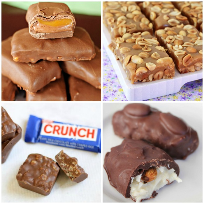 Copycat Candy Bar Recipes to Satisfy Your Cravings