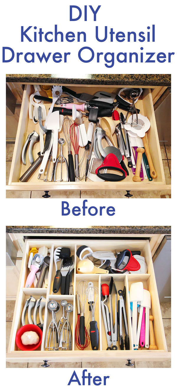 Customized Drawer Organizer