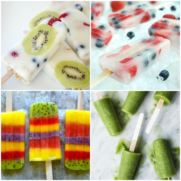 Popsicles That Are Almost Too Pretty to Eat
