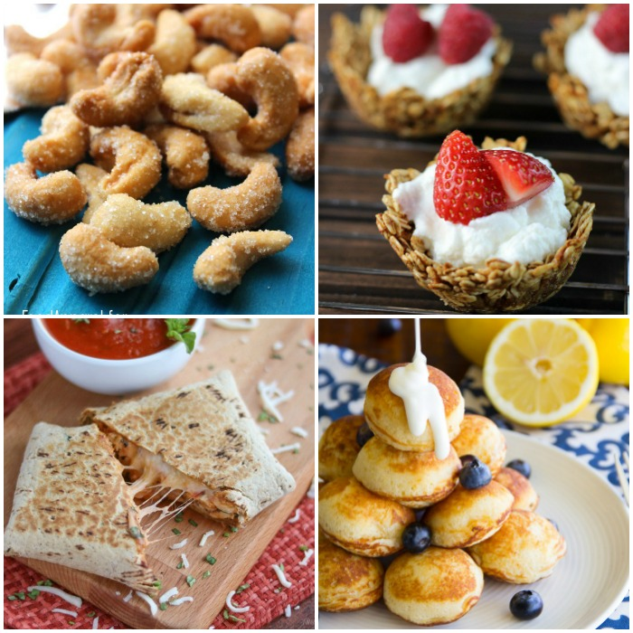 Portable Snack Ideas for Busy Families