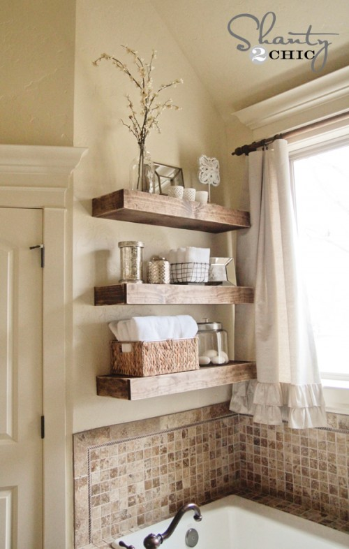 Above The Toilet Storage Ideas 2