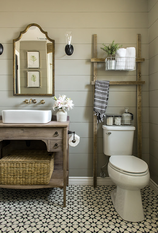above the toilet storage ideas 3