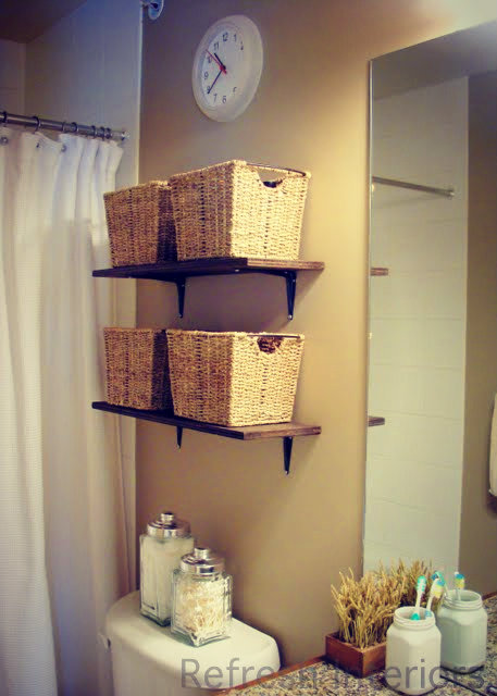 above the toilet storage ideas 4