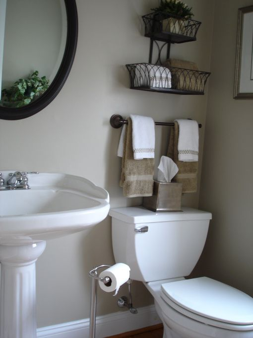Above The Toilet Storage Ideas 5 Shelving
