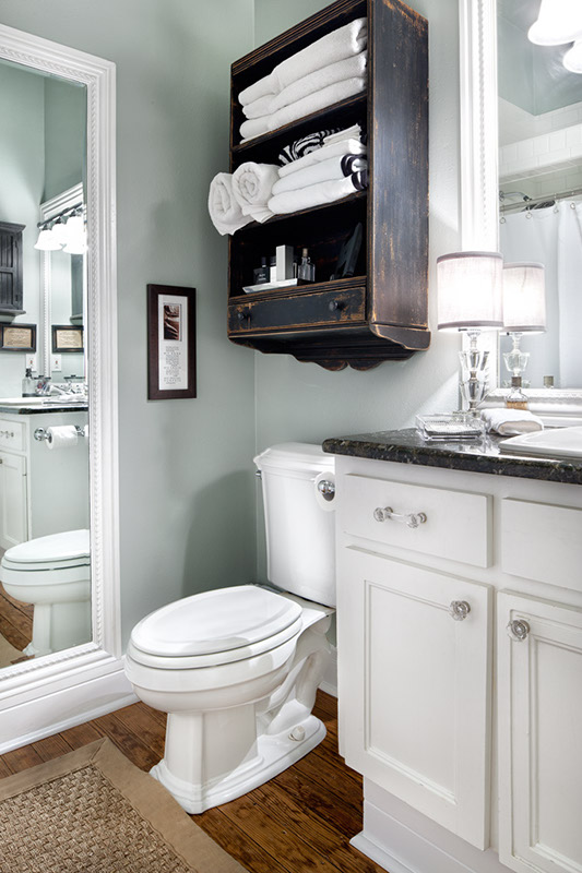 above the toilet storage ideas 9