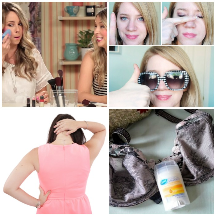deodorant hacks every girl needs to know
