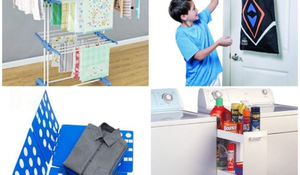 13 Gadgets that will make Laundry your Easiest Chore | www.onecrazyhouse.com