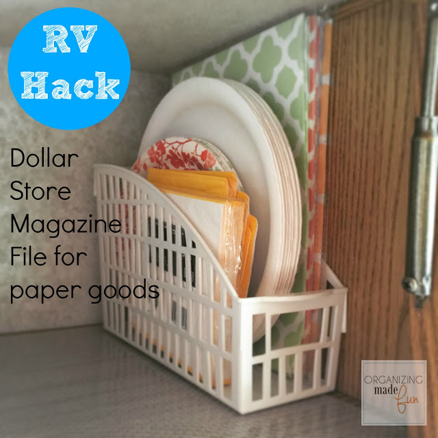 magazine holder ideas 10