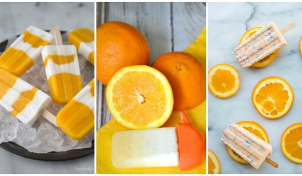 23 Popsicle Recipes That Are Too Pretty to Eat