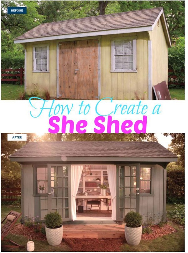 she-shed