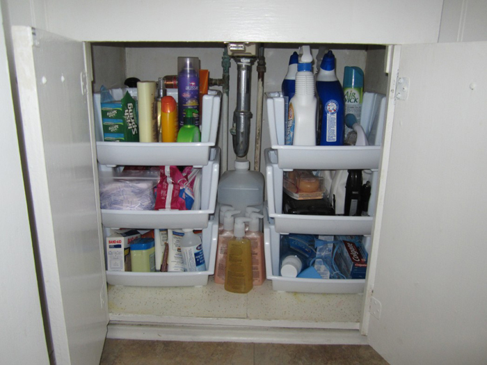 Bathroom Cabinets Organizing Ideas 21 tips and diy organization ideas for the home