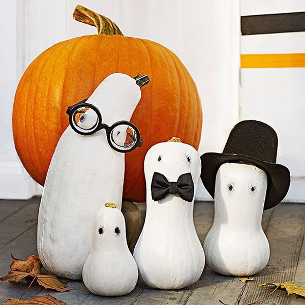 Ghost Gourds