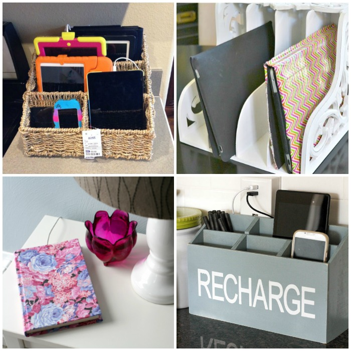 16 Charging Station Ideas for Your Electronics