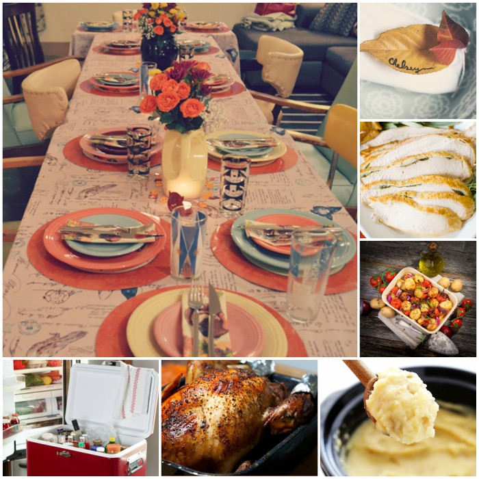 Thanksgiving Hostess Tips