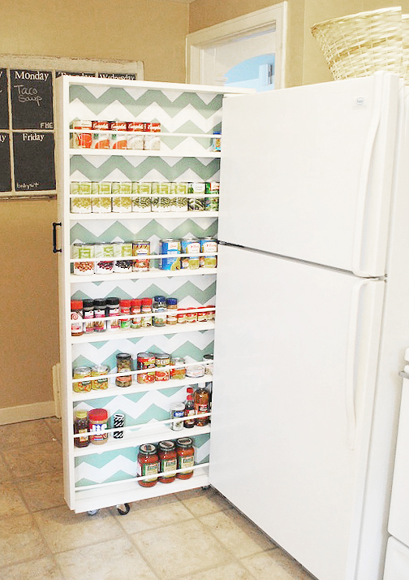 Pantry Storage Ideas 16 Top Canned Food Storage Hacks