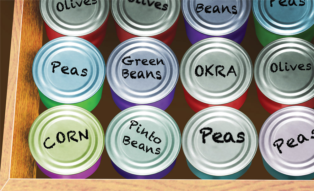canned food 16
