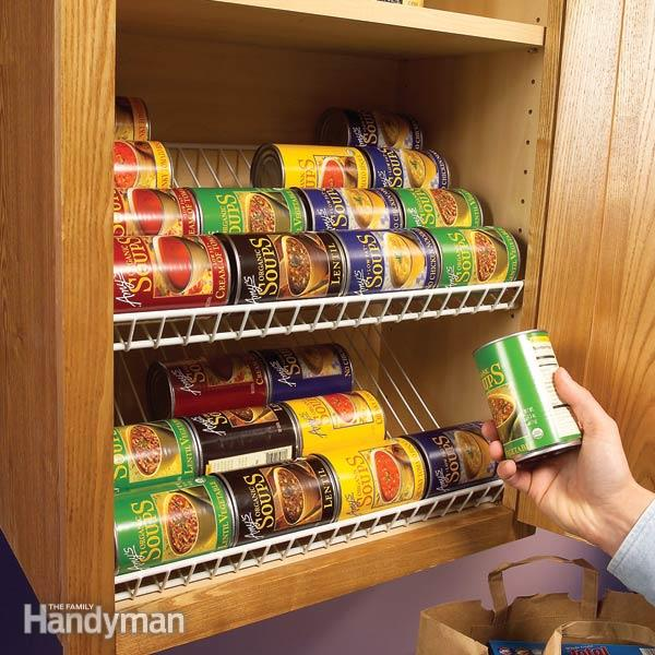 Diy Pantry Ideas For Small Kitchens