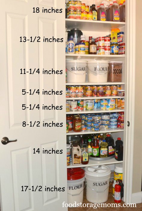 17 Canned Food Storage Ideas to Organize Your Pantry on kitchen tile sizes, dining room sizes, closet sizes, kitchen design sizes, kitchen sink base sizes, kitchen countertop sizes, stainless kitchen sink sizes, kitchen dishwasher sizes, ceramic tile sizes, bedroom sizes, bath sizes, great room sizes, refrigerator sizes, playground sizes, kitchen sizes dimensions, living room sizes, kitchen cabinet sizes, kitchen room sizes, kitchen blinds sizes, kitchen garden window sizes,