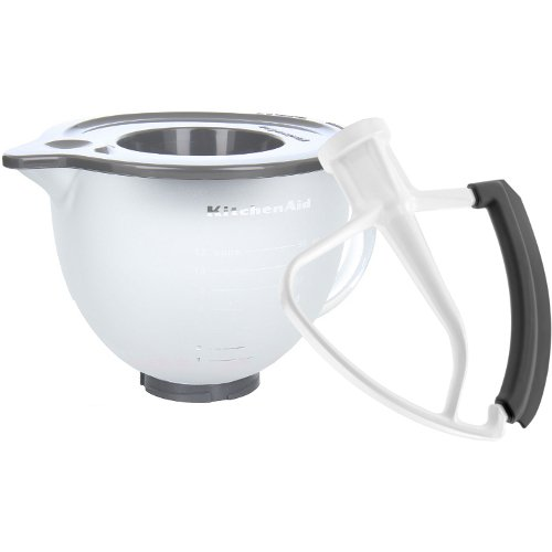 What Attachment When Beating Kitchen Aid Mixer