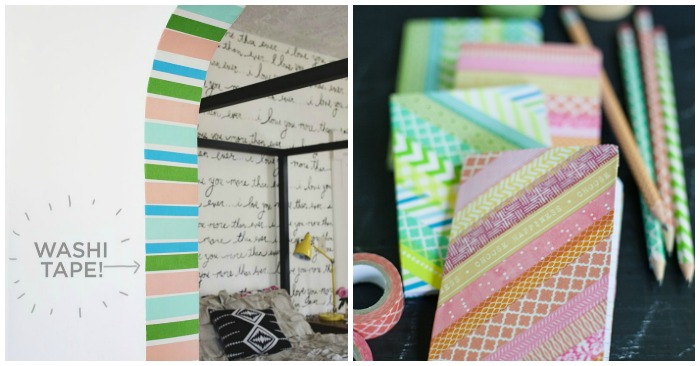 washi tape ideas 16 incredibly cool things to do with washi 12622