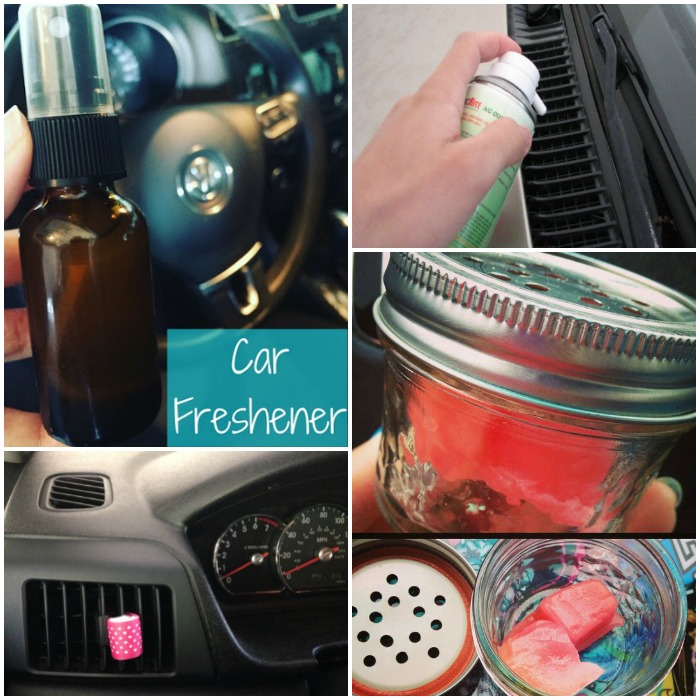 DIY Car Air Fresheners