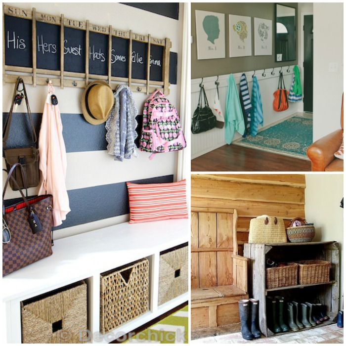 Functional Entryway Ideas