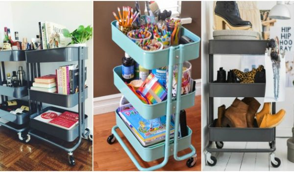 16 Reasons You Totally Need An Ikea Raskog Cart In Every Room