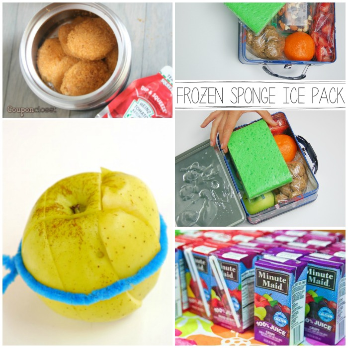 Lunchbox Hacks to Keep Moms Sane