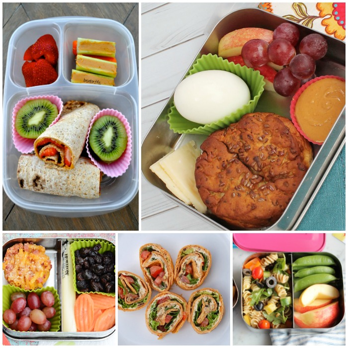 Get top kid-approved lunch recipe ideas from Food Network chefs.
