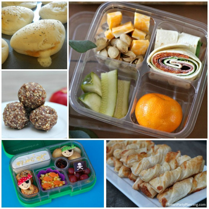 Tasty School Lunches