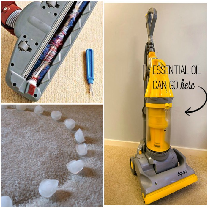 Vacuum Hacks for the Cleaning Challenged