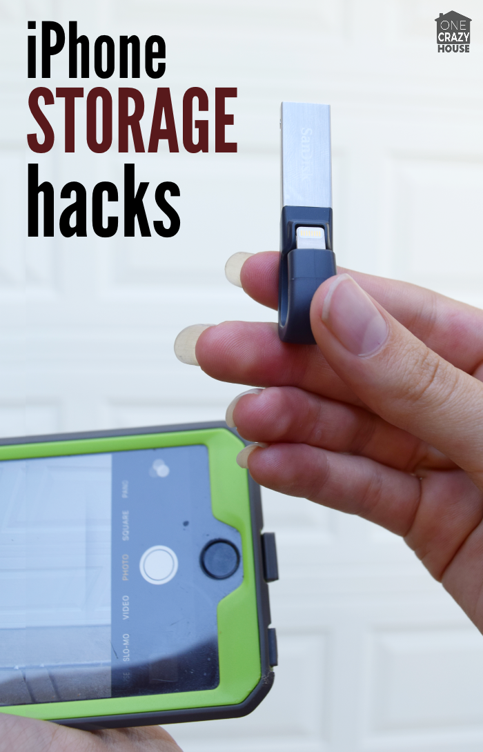 iphone stoage hacks that free up space on your phone