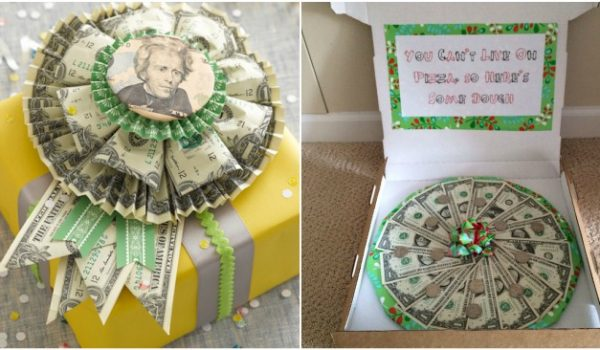 17 Insanely Clever, Possibly Annoying Ways to Give Money