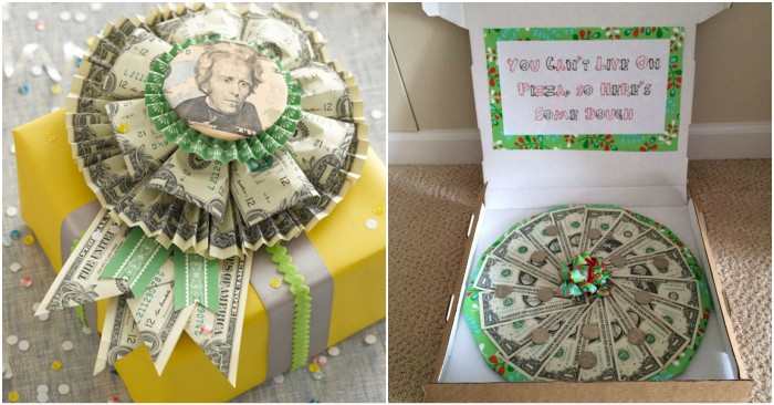 17 Insanely Clever Possibly Annoying Ways To Give Money