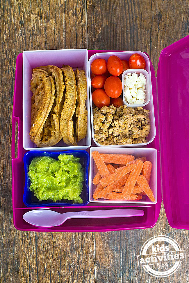 10 Sandwich-Free Kids' Lunch Ideas. Or, you know, sandwich-free lunch ideas for increases-past.mle I don't know anyone who, deep down, doesn't want food on a stick at some point.