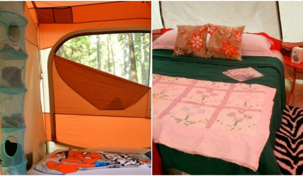 15 Tricks to Make Your Tent the Comfiest Place on Earth
