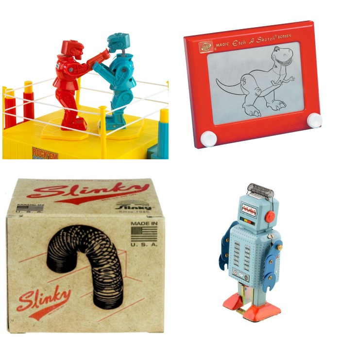 14 Vintage Inspired Toys Your Kids Will Love | www.onecrazyhouse.com