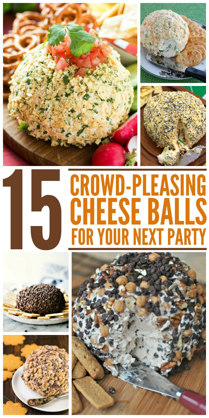15 Crowd-Pleasing Cheese Ball Recipes for Your Next Party