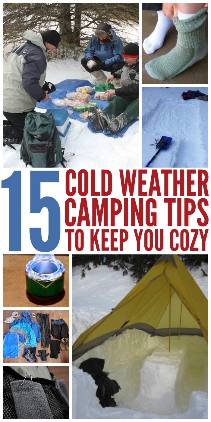 15 Winter Camping Tips That Will Keep You Cozy
