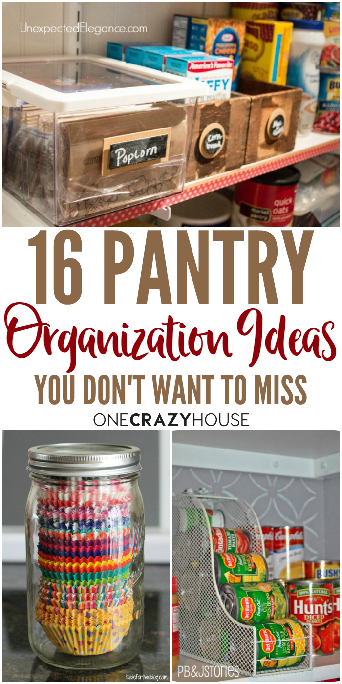 Design Pantry Ideas 16 pantry organization ideas that your kitchen will love get started before the new year with these ideas