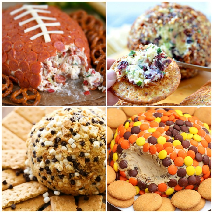 Amazing Cheese Ball Recipes