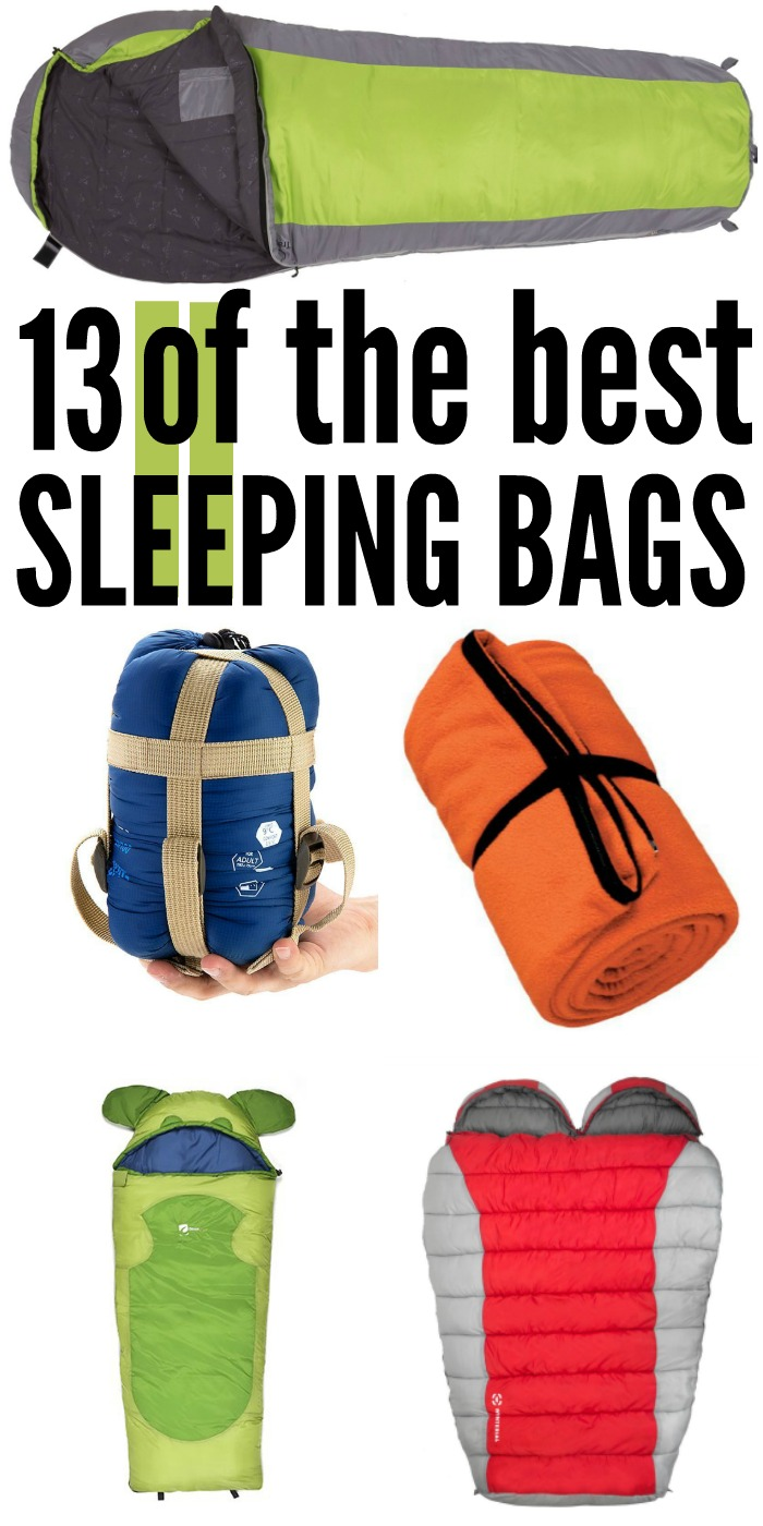 We are all about making life easier, so when it comes to camping we wanted to make sure we found a variety of best sleeping bags to narrow down your search.