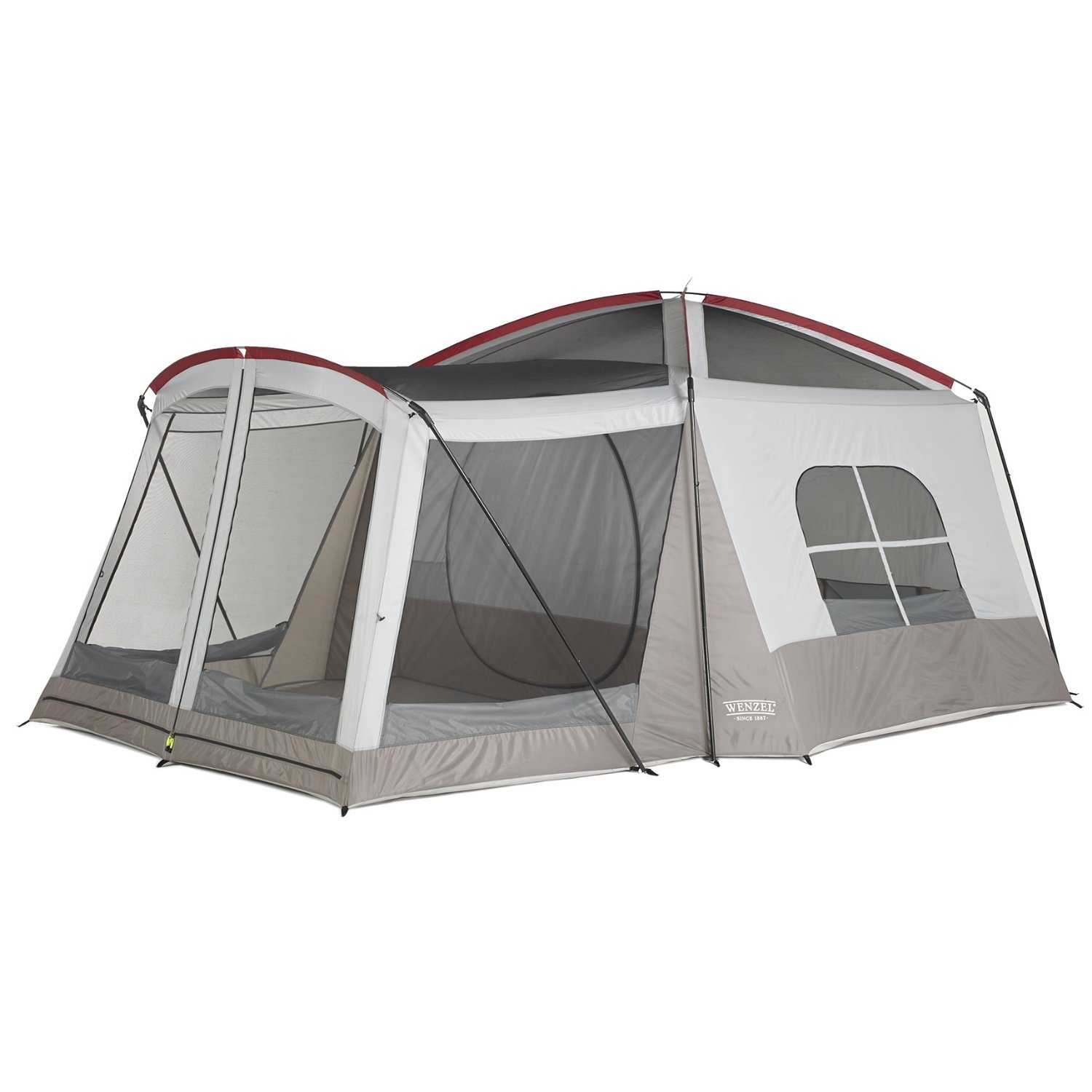 Biggest and Best Tents | .onecrazyhouse.com  sc 1 st  One Crazy House & 12 of the Biggest and Best Tents for Large Families