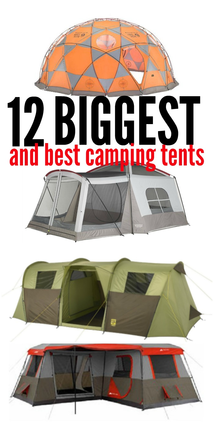 Best Tents for Large Families  sc 1 st  One Crazy House : tents for families - memphite.com