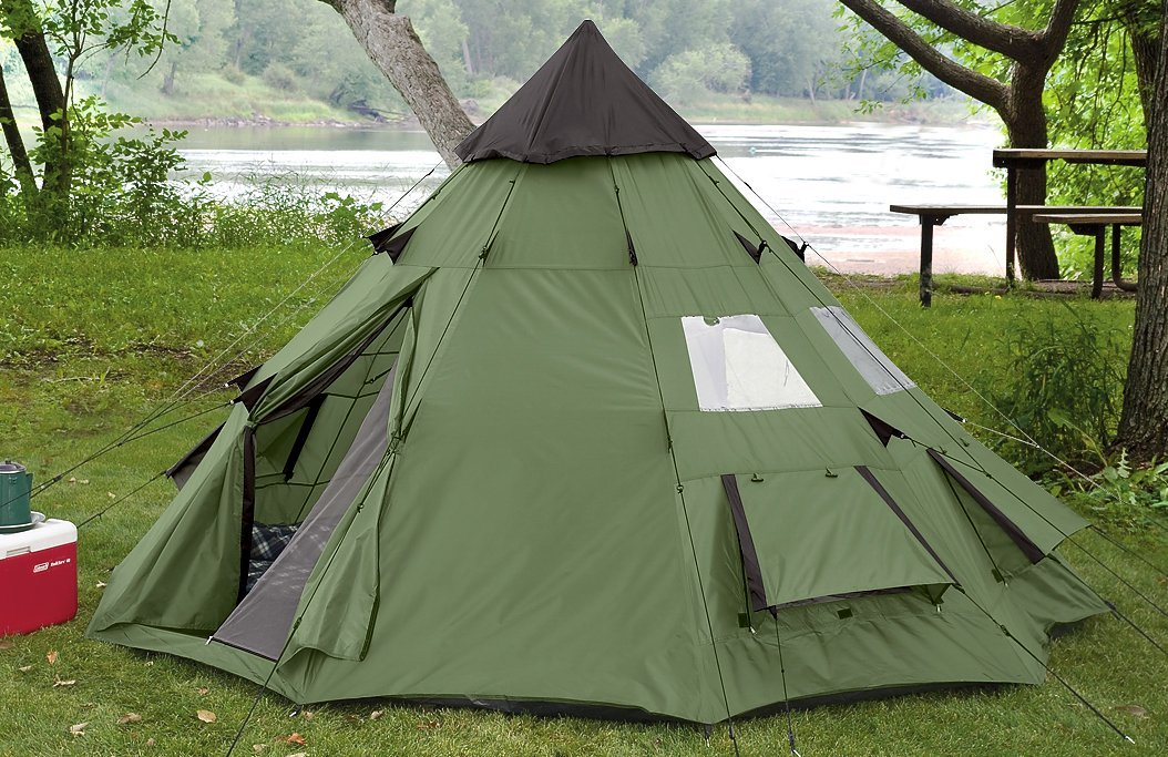 Biggest and Best Tents | .onecrazyhouse.com & 12 of the Biggest and Best Tents for Large Families