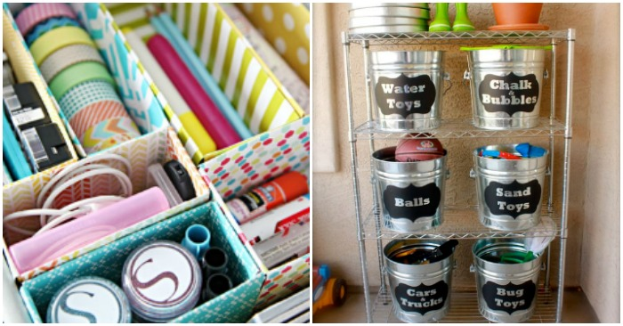 17 Clever Organizing Tricks You'll Wish You'd Known Sooner