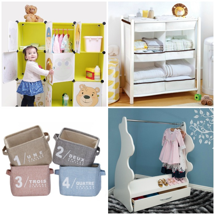 20 Organizing Mom-Tips - Use these clothing dividers for baby clothes
