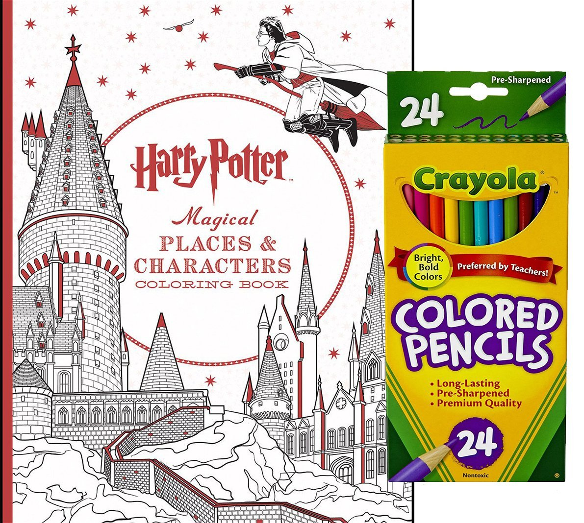 15 Magical Harry Potter Toys | www.onecrazyhouse.com